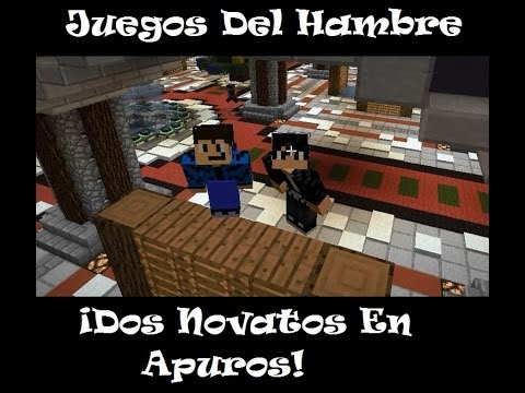 Minecraft: Los Juegos Del Hambre -