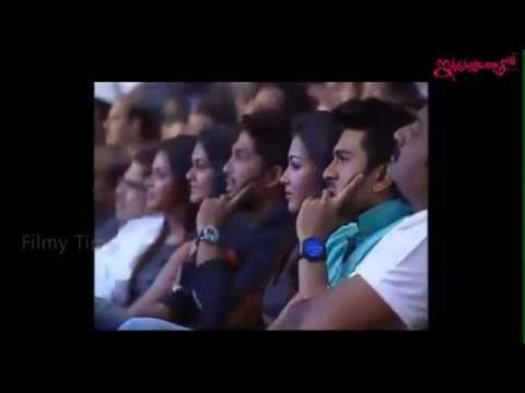 Devi Sri Prasad Performance For Run Run Full SongIddarammayilatho Audio Release