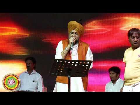 Chand Si Mehbooba Ho Aisa Meine Socha Tha~~~Lakhbir Singh Lakha Live Jaipur...
