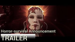 Agony (Hell Awaits) Announcement Trailer - New Horror Survival Game for 2018 (PS4 | XO | PC)