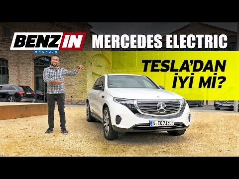 We have driven Electric cars of Mercedes-Benz   EQC   GLC F-Cell