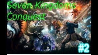 Luka i ja protiv cijelog svijeta - Seven Kingdoms Conquest
