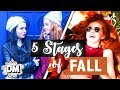 5 Stages of Fall 2017!! | Dream Mining