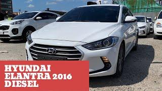 Hyundai Avante (Elantra) 2016 Smart Special Diesel