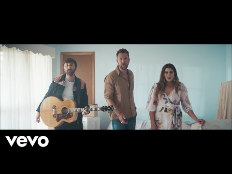 Dan Zuko - (WATCH) Lady Antebellum's New What If I Never Get Over You