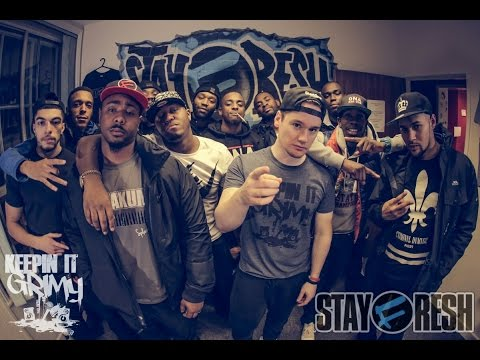 Logan Sama KeepinItGrimy set ft StayFresh December 2014 These Times Winter Special
