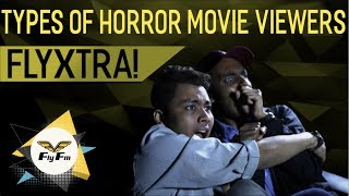 Types of Horror Movie Viewers