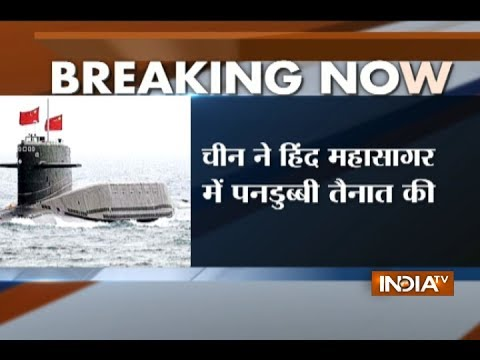 As tensions heighten, Chinese warships slink in Indian Ocean