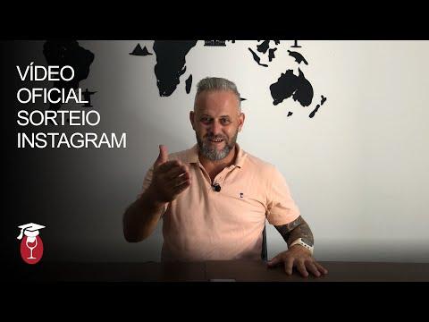 Vídeo Oficial - Sorteio Instagram que acontecerá no próximo dia 03 de abril 2021. PARTICIPE!! [+18]