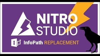 InfoPath Replacement with NITRO Studio Forms