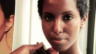 IMAN Cosmetics Fashion Art Gallery - NYFW 2011 Thumbnail