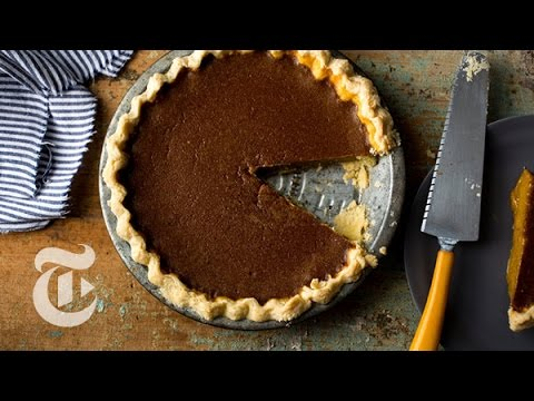 Fresh Pumpkin Pie   Melissa Clark Recipes   The New York Times