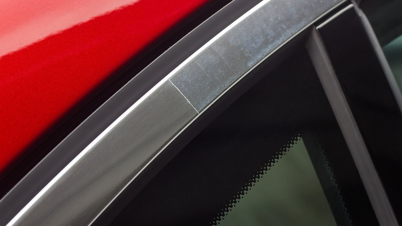 How-to restore and protect metal window trims