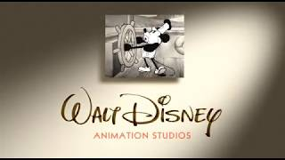 Logo Walt Disney animation studios (200X) fin du film