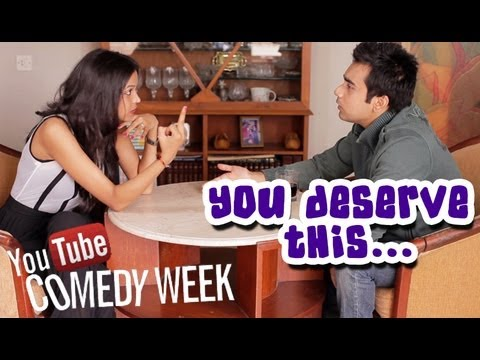 How NOT To Hit on a Girl - Comedy Week Video