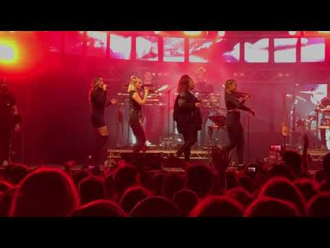 Clean Bandit - Come Over & Rockabye Live- Manchester Pride 2017
