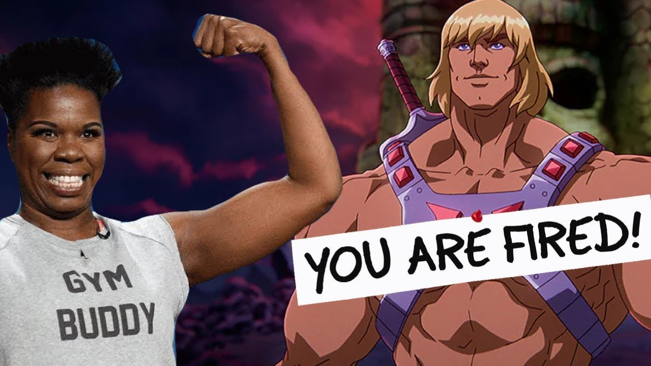Kevin Smiths replacement He-Man EXPOSED! Masters of the Universe: Revelation part 2 just got worse!