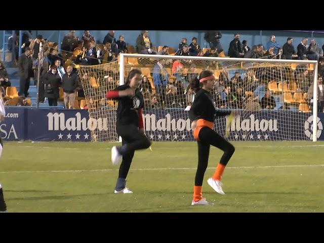 Fútbol Alcorcón Reus 11 12 2016