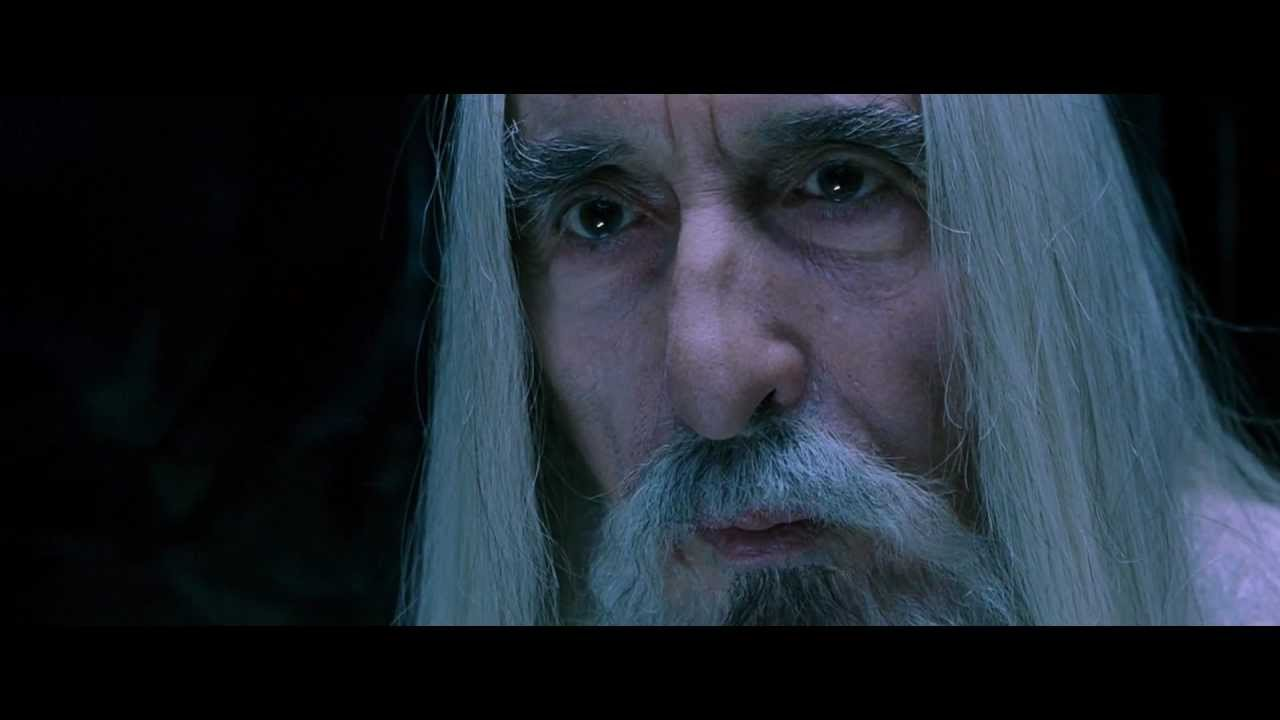 Wallpaper Hd Lord Of The Rings Saruman The White Lotr 1 03 Hd 1080p Youtube