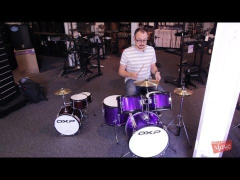 DXP Junior Drum Kits