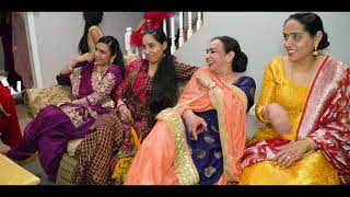 Punjabi wedding Highlights Vancouver ! Jass & Sukh's wedding 2019