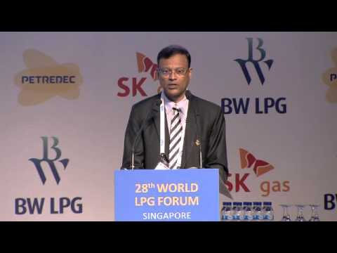 Mr B Ashok, Chairman Indian Oil Corporation - Keynote Address at the 28th World LPG Forum
