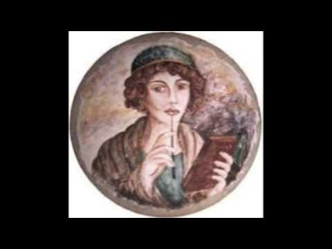 """Sappho """"fragments Of Poetry"""""""