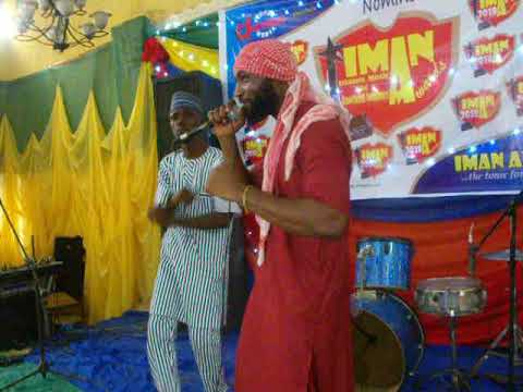 Download TOP ISLAMIC HIP-HOP SINGER, HADISH NIGGA DAZZLES AT IMAN AWARDS 2018