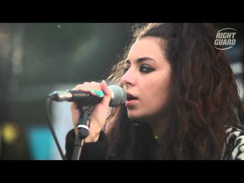 Charli XCX - You're the One - Bestival 2012 - OFF GUARD GIGS