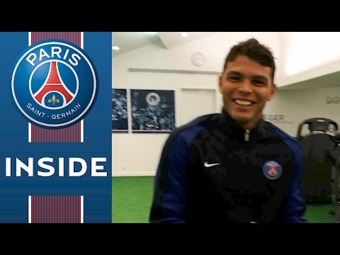 CHANGING ROOM SECRETS PART 2 with Lucas, T.Silva, Marquinhos (FR & UK)