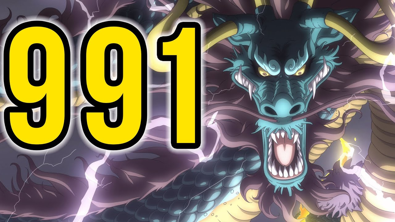 One Piece Chapter 991 Review - Matchups Getting Set! - YouTube