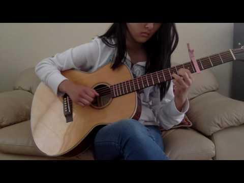 Faded - Alan Walker - Fingerstyle Guitar