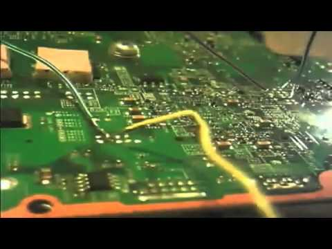 How to jtag an xbox {Part 1} {Soldering}