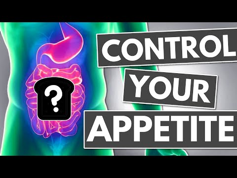 How To Suppress Your Appetite Naturally | Hunger Hormone Science | Weight Loss
