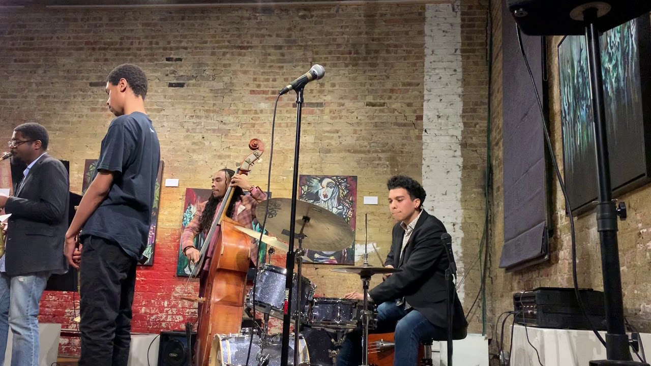 Alejandro Salazar Quintet -The Backward Step Nicholas Payton