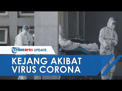 VIRAL VIDEO Pasien Kejang-kejang Diduga Terjangkit Virus Corona