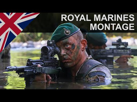 HM Royal Marines | Per Mare, Per Terram | HD