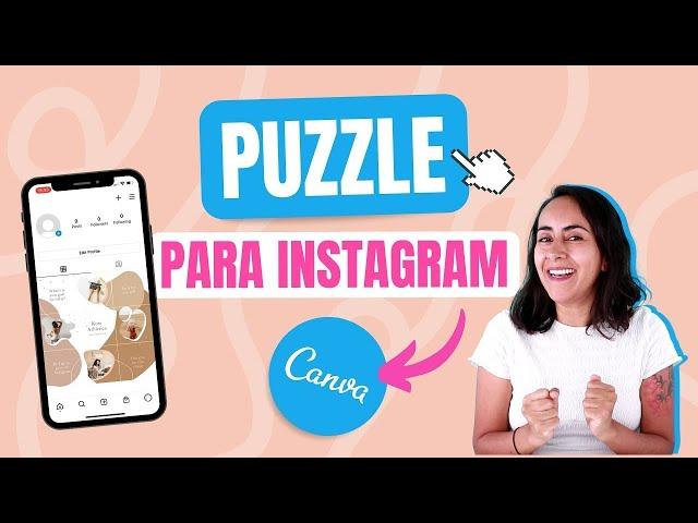 Tutorial ROMPECABEZA para INSTAGRAM: tips para crear un PUZZLE y tener el MEJOR FEED en Instagram