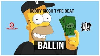 "Future & Roddy Ricch "" BALLIN "" [Type Beat] @Timmydahitman @IamDaveTheKing"