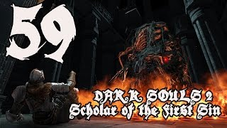 Dark Souls 2 Scholar of the First Sin - Walkthrough Part 59: Aava, the King