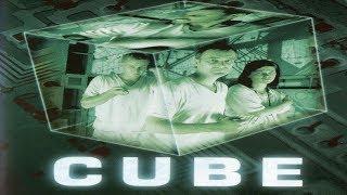 CUBE (1997) - jeden z najlepszych filmów - RECENZJA SPOILEROWA