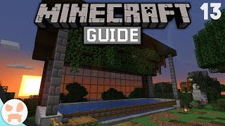 How to FARM VINES! | The Minecraft Guide - Minecraft 1.14.1 Lets Play Episode 13