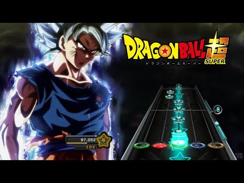 [Guitar hero 3/CH] Dragon Ball Super - Ultra Instinct Theme (Rock Cover)