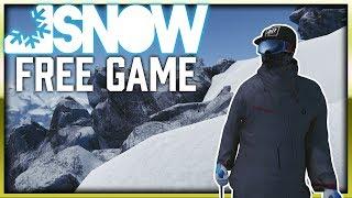 IM GR8 AT SNOWBOARDING | Snow PC Gameplay