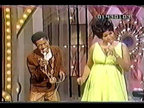 Hollywood Palace 6-06 Sammy Davis Jr. (host), Aretha Franklin, Spanky and Our Gang