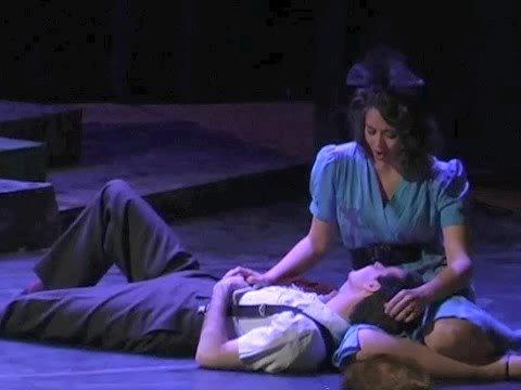 Sheena Ramirez & Samuel Bowen in Boston Opera Collaborative's production of Don Giovanni