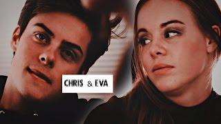 Крис ( Chris) и ( and) Ева ( Eva) - страсть - сериал СТЫД (SKAM)