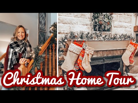 ✨✨FARMHOUSE CHRISTMAS HOME TOUR 2019 ✨✨