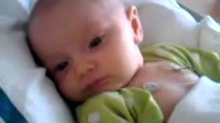 Vaccines tried to kill my baby! Sept 15, 2011