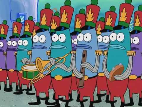 Final, sorry, Spongebob has no penis matchless